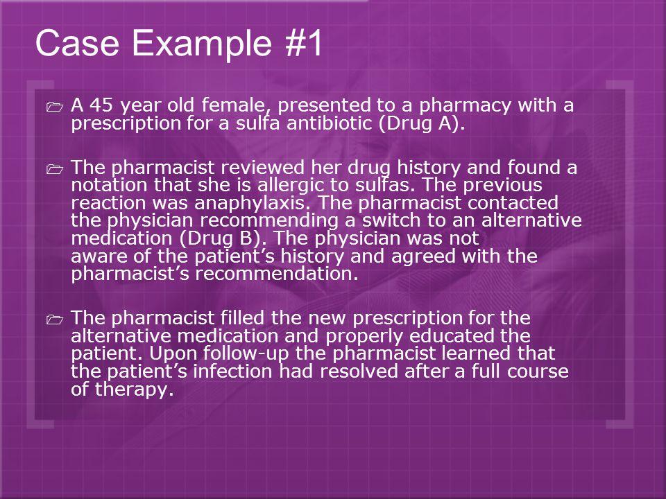patient case example