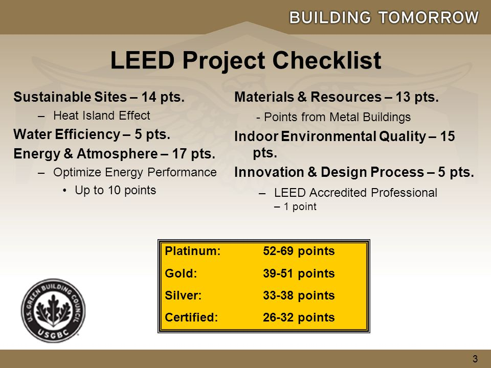 Leed Green Building Program Version Leed Green Building Program