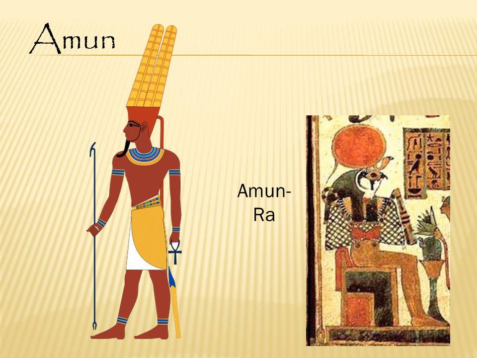 Egyptian Gods Creators: Gavin Corey Sarah Aaron  Giza: Royal