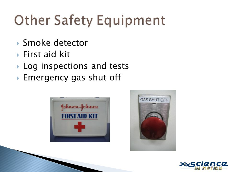 Safety Workshop June 16,  Safety: responsibility of the