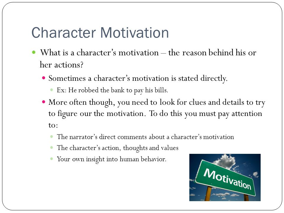 Relationships And Conflicts Character Interactions Ppt
