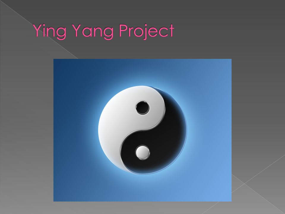 The Yin Yang Is An Ancient Chinese Symbol That Represents The