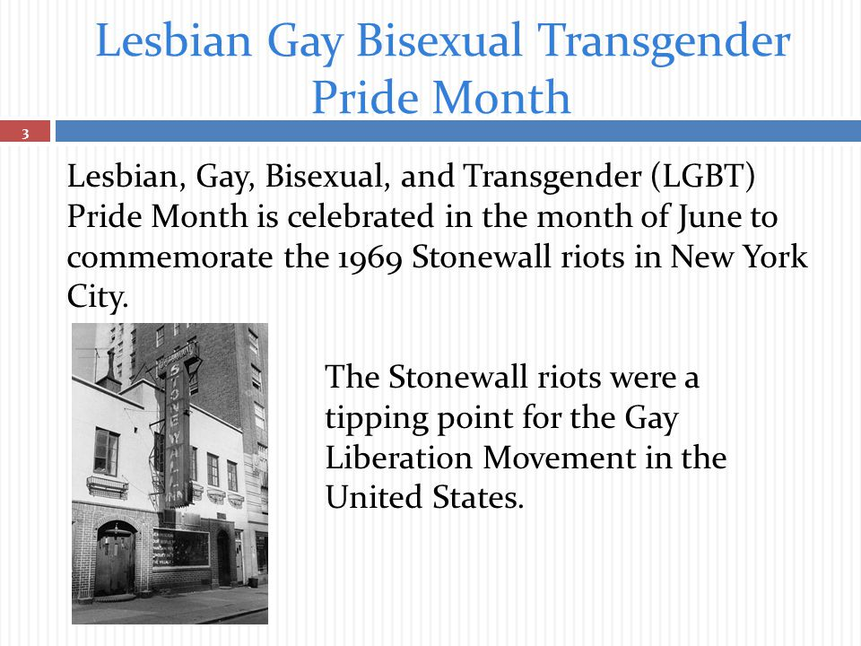 Lesbian gay bisexual transgender movement