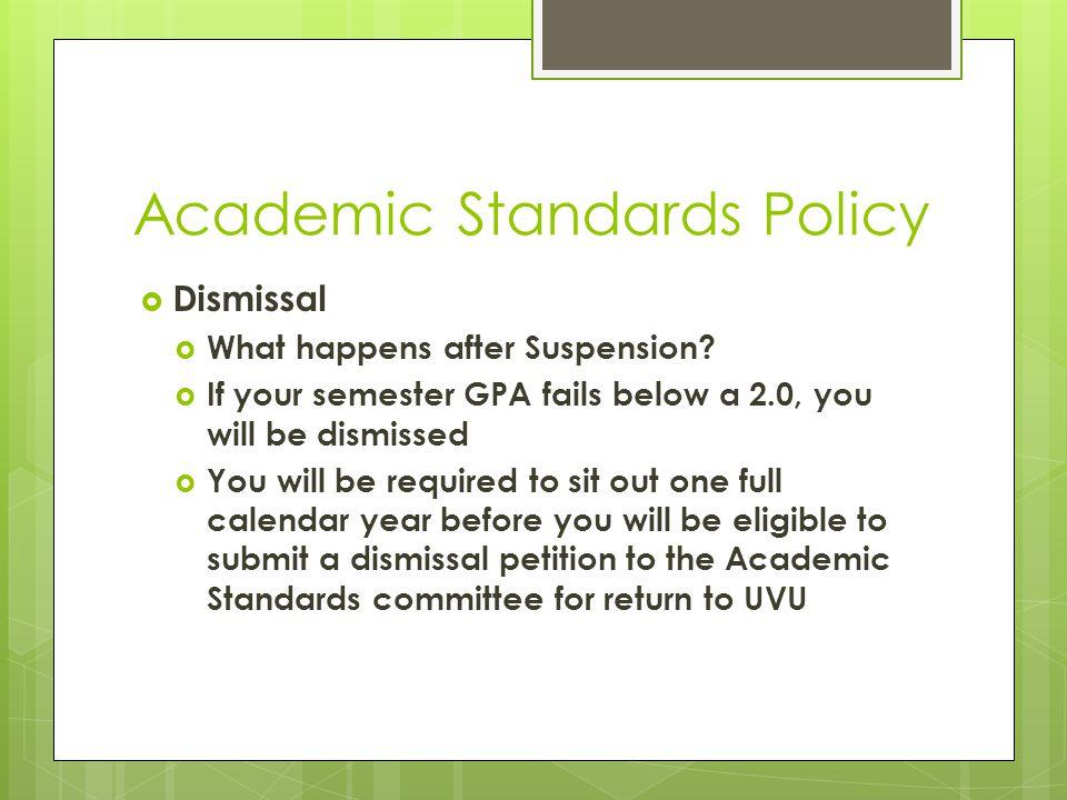 Uvu Academic Calendar.Academic Warning Workshop Academic Warning Defined Occurs When