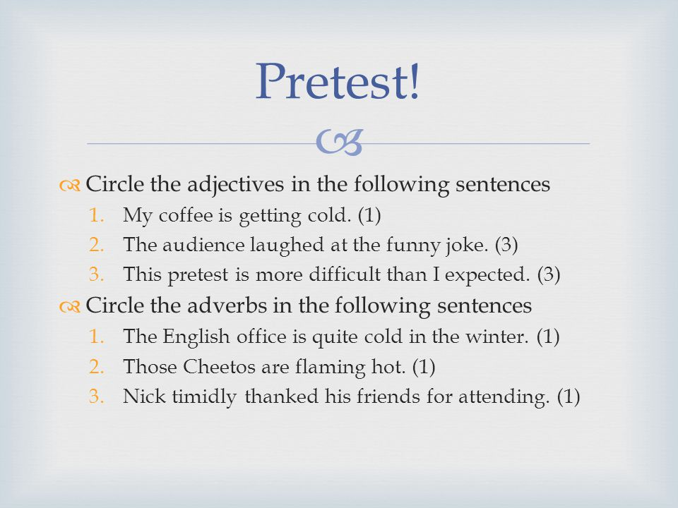 English 9 Enhanced.   Nouns: person, place, thing (common, and ...