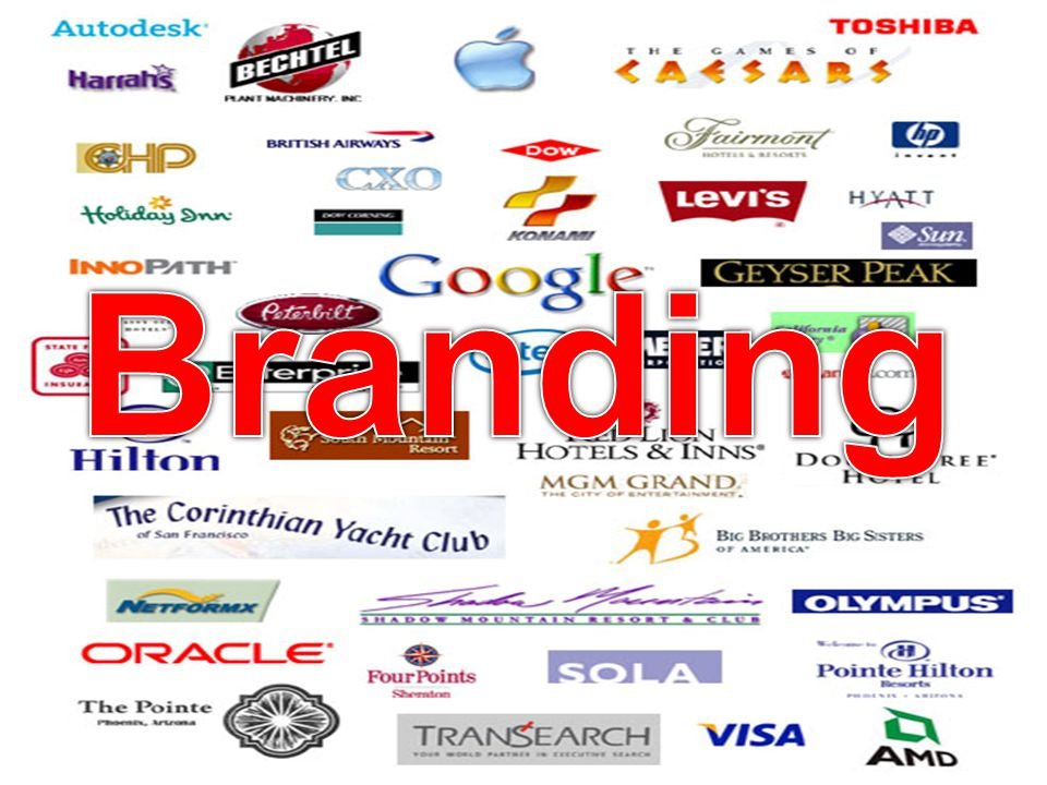 What Is A Brand A Brand Is A Name Term Design Symbol Or
