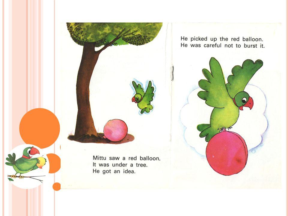 mittu and the yellow mango story