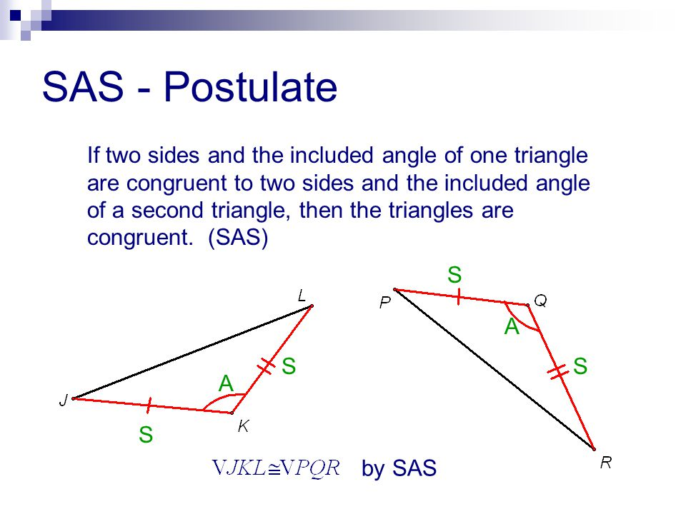 Proving Triangles Congruent Geometry D – Chapter ppt download