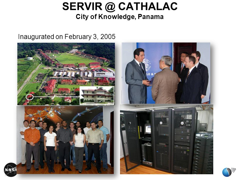 CATHALAC City of Knowledge, Panama Inaugurated on February 3, 2005