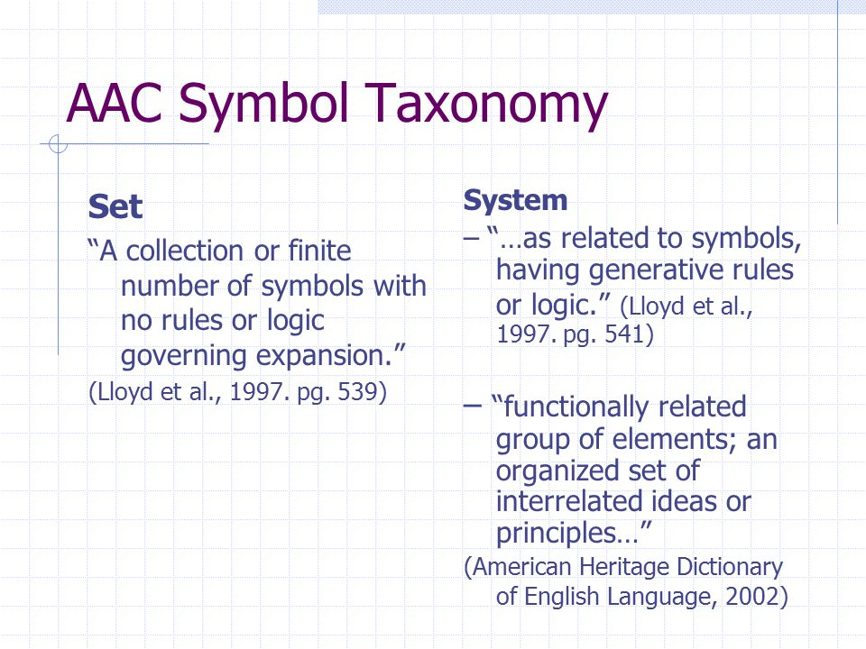 AAC Symbols, Multiculturalism, Rate Enhancement SLA G304 Kim