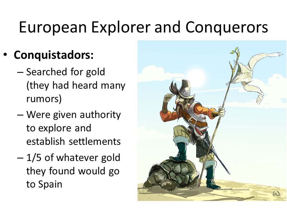 why did the spanish conquer the Why did europe conquer th has been added to your cart brilliant---edward rothstein, wall street journal [why did europe conquer the world] is a very interesting addition beginning with the spanish and portuguese in the late fifteenth century, technological military superiority appears to.