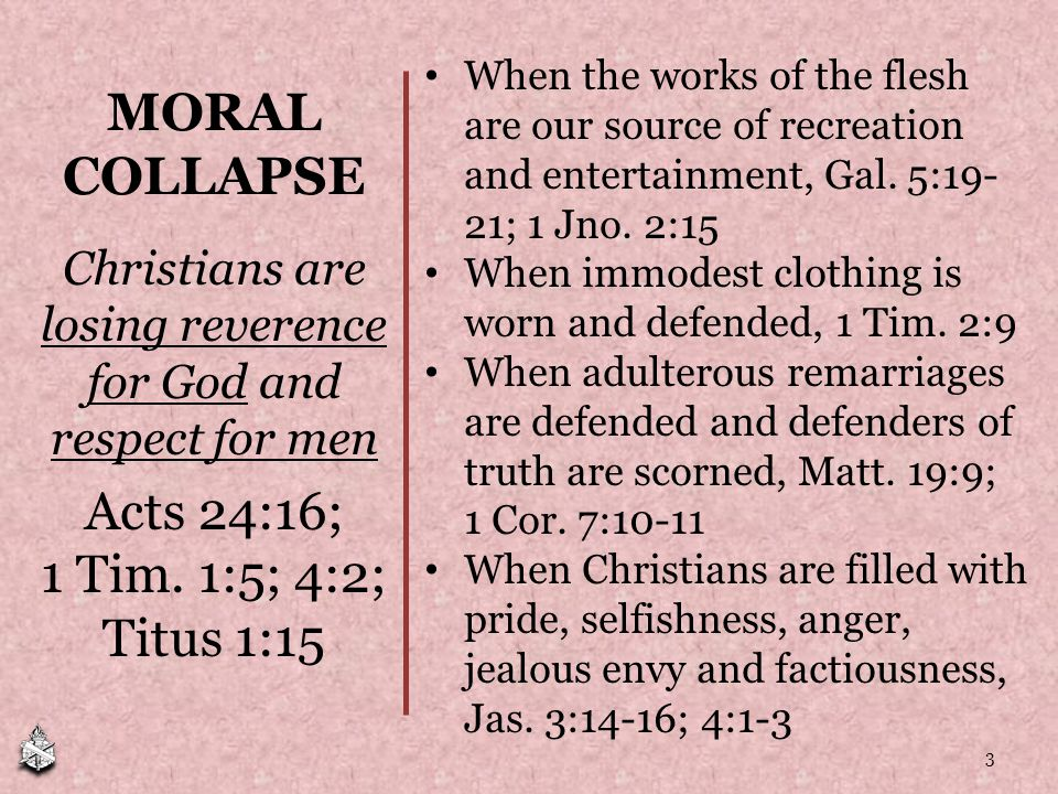 The Collapse of Israel Warns Us! Hosea 7. MORAL COLLAPSE Sin became  rampant, Hos. 1:2; 7:1, 4-7; 4:1-3 (Isa. 1:4) Israel's heart was hardened  toward her. - ppt download