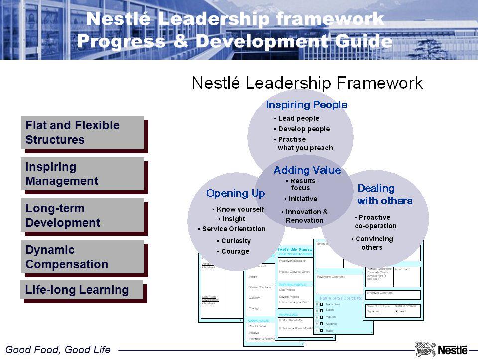 nestle leadership
