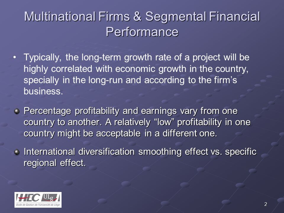 dividend policy and firm performance