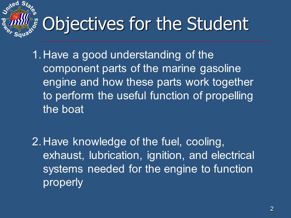 Engine Maintenance Chapter 2 Inboard Spark Ignition Engines