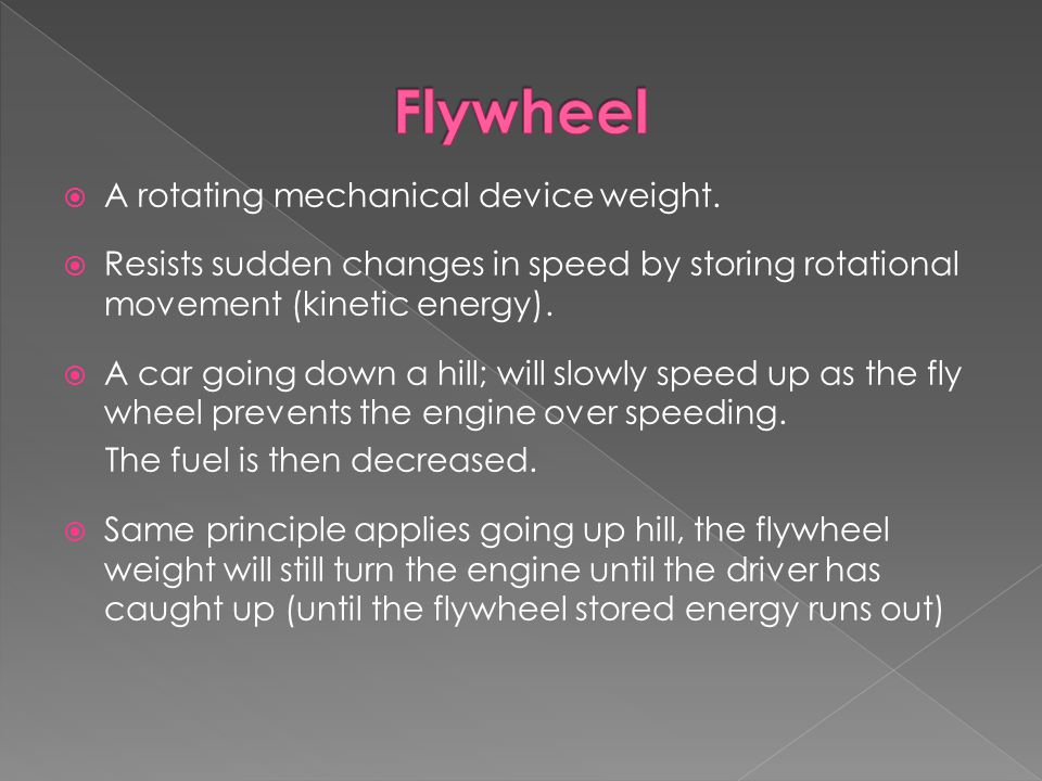  A rotating mechanical device weight.