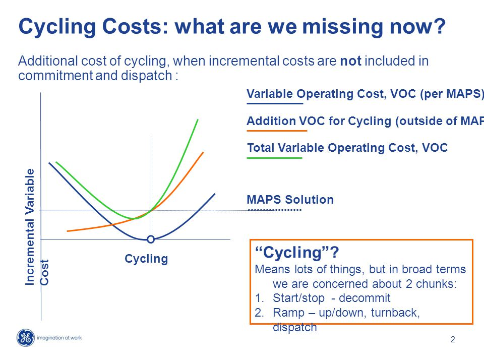 2 Cycling Costs: what are we missing now.