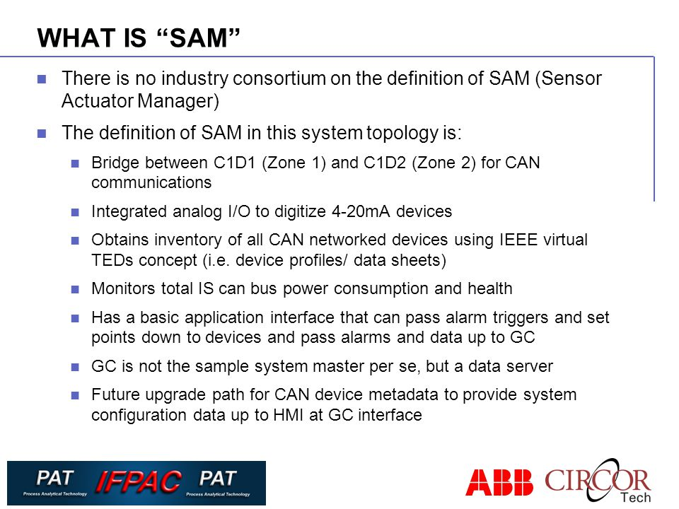 An Integrated Analytical Process GC and SHS Based on IS CAN