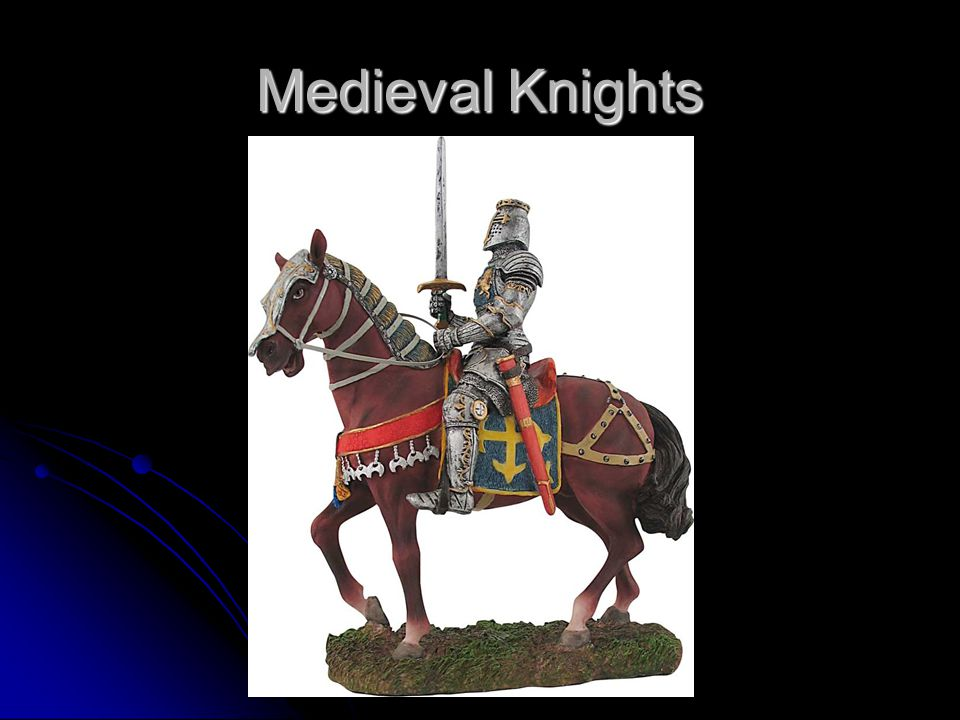 medieval knights responsibilities