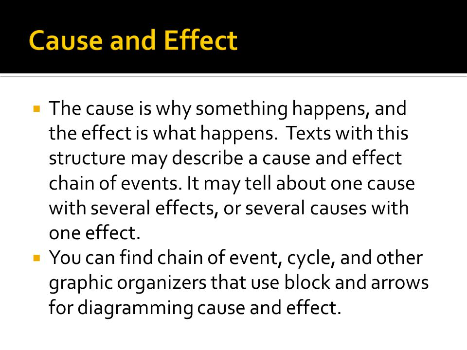 cause and effects 3 1 Cause and effect questions and answers home  logic tests  cause and effect  cause and effect questions in each of the following questions, two statements numbered i and ii are given there may be cause and effect relationship between the two statements.