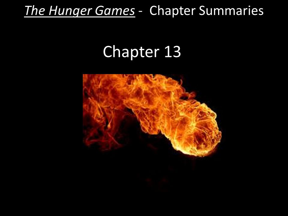 hunger games presentation