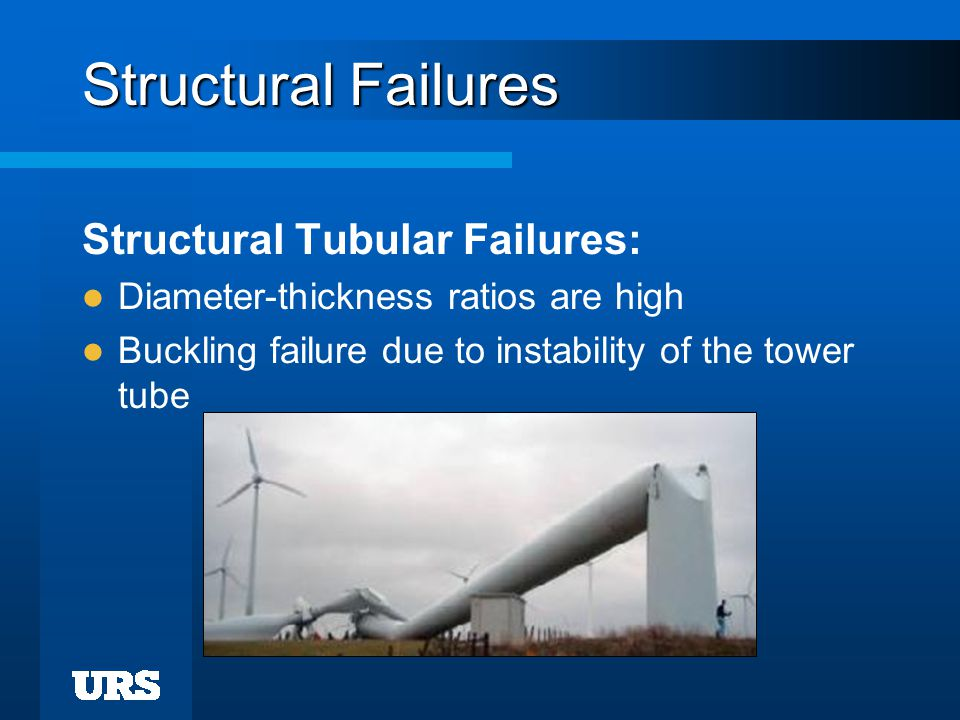 Analysis of Structural Failures of Wind Towers AMERICAN WIND ENERGY