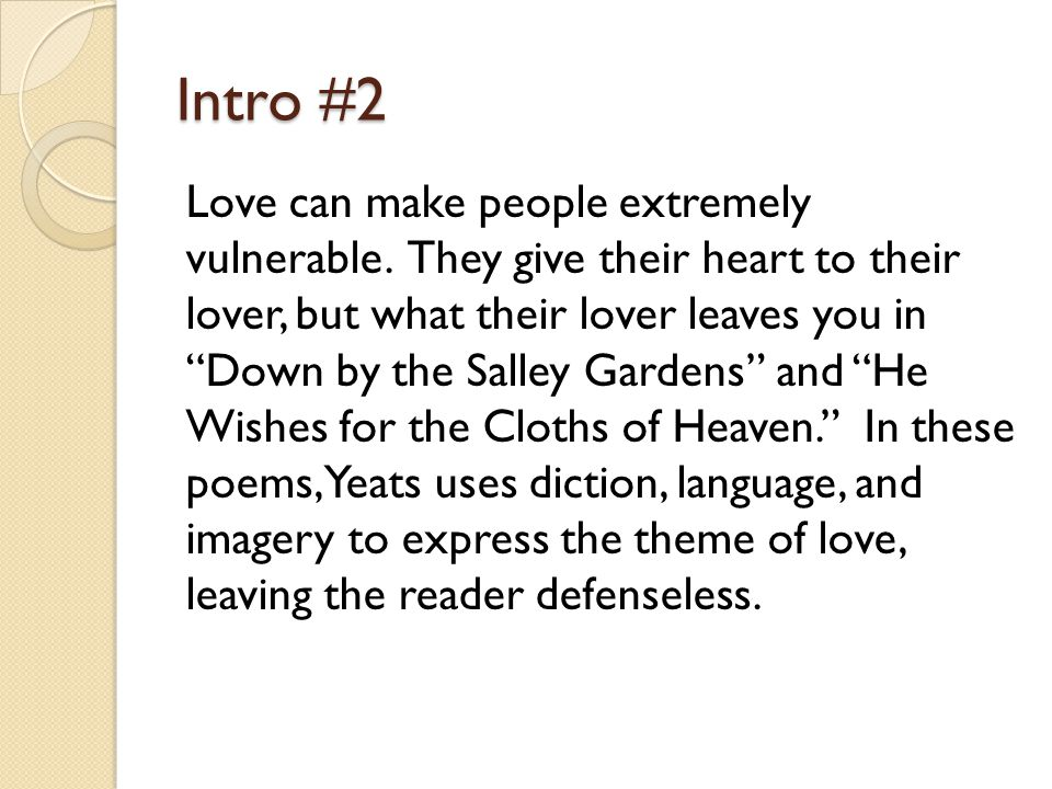 good poems for essays