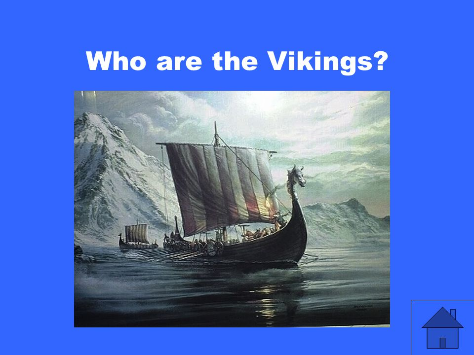 Who are the Vikings
