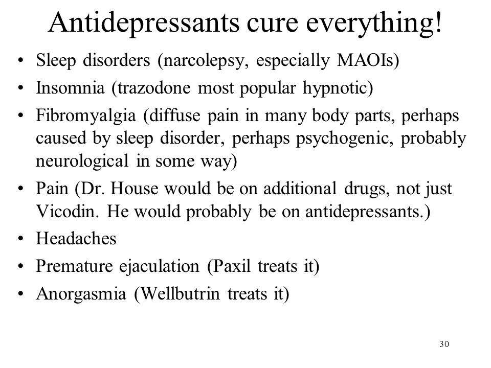 Depression and anxiety They are very, very common  What are the