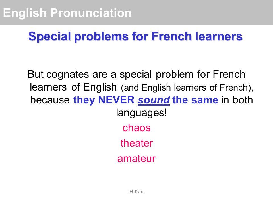 Hilton English Pronunciation Ufr Llsh L1 English Pronunciation Heather Hilton Office Ppt Download