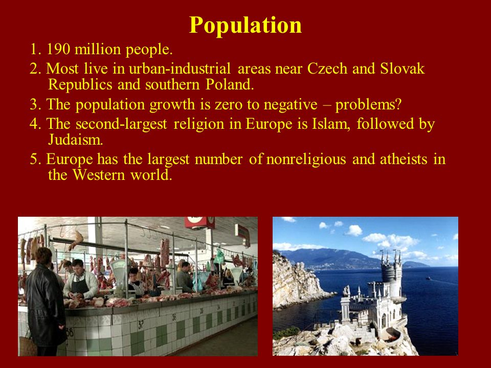 Population million people. 2.