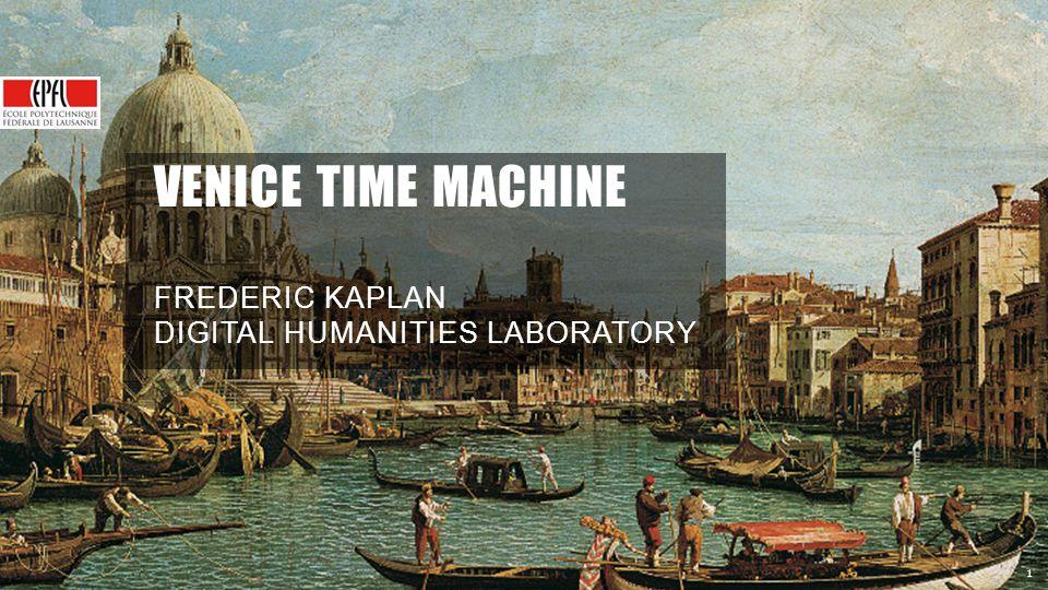 Resultado de imagen para VENICE MACHINE TIME