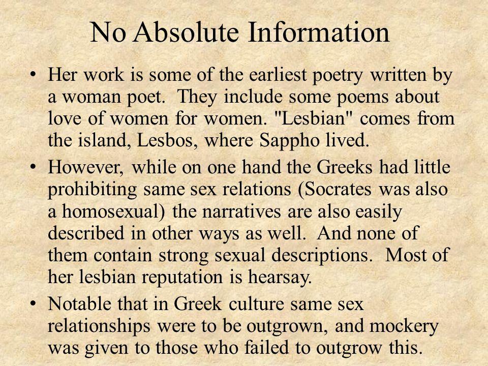 lesbian sex poems