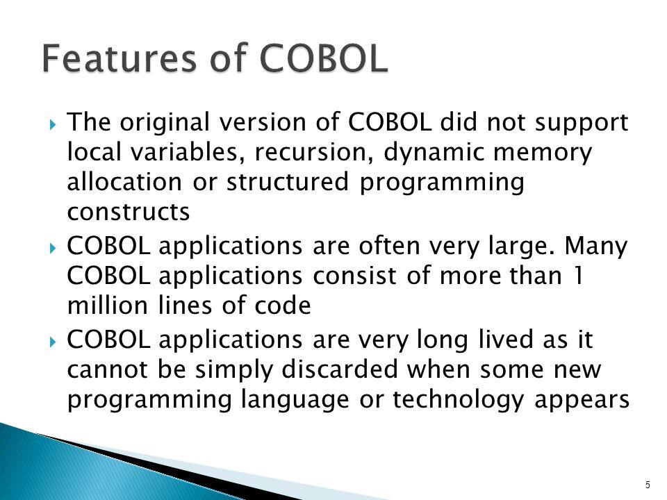 cobol language - Monza berglauf-verband com