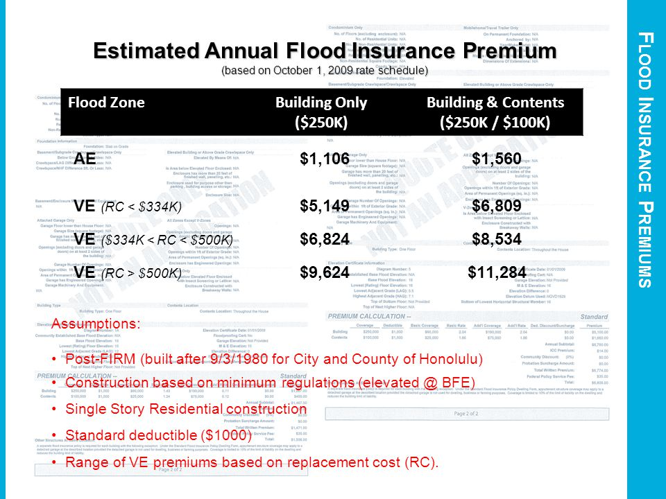 NATIONAL FLOOD INSURANCE PROGRAM Carol Tyau-Beam, P E , CFM