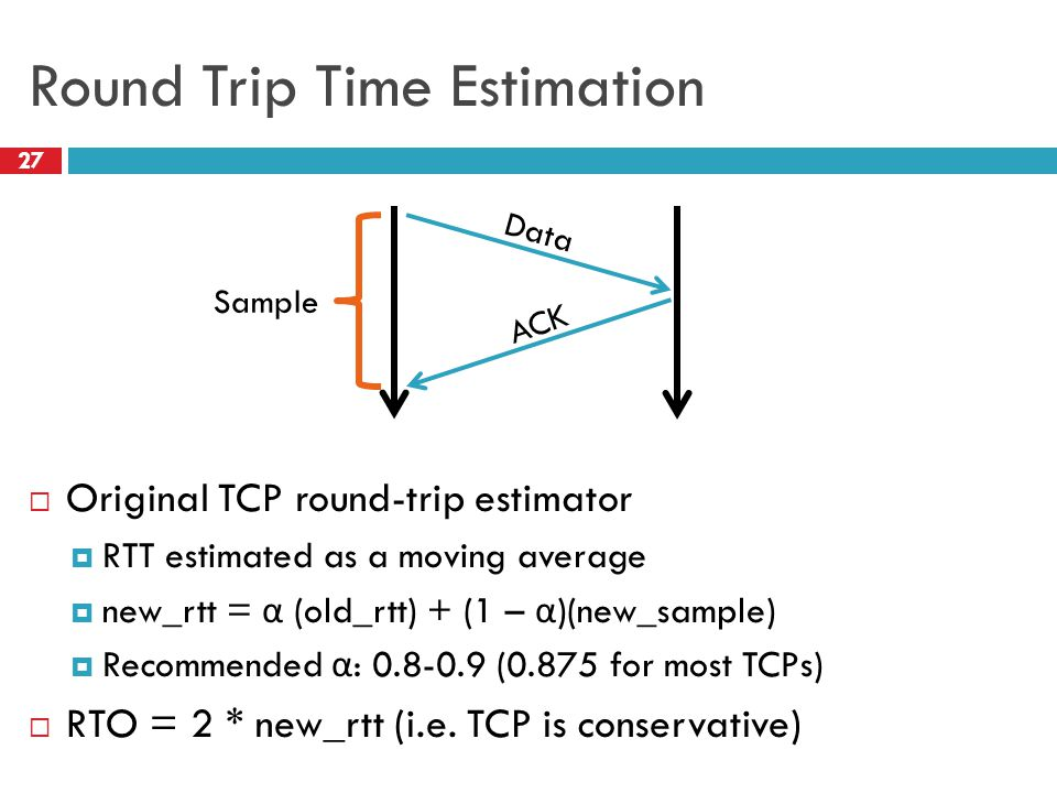 cse534 fundamentals of computer networks lecture 8 9 transport