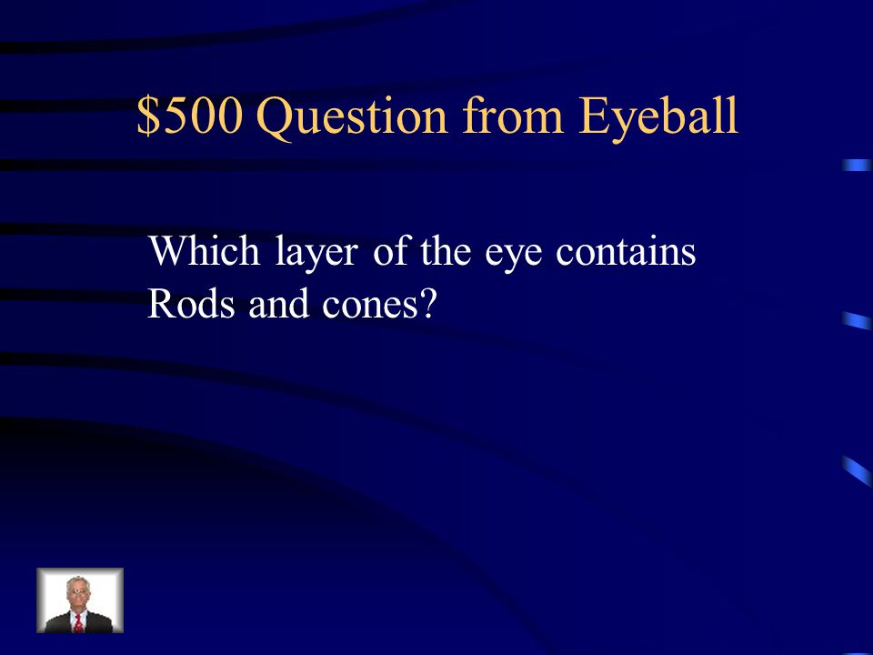 $400 Answer from Eyeball Vitreous Humor