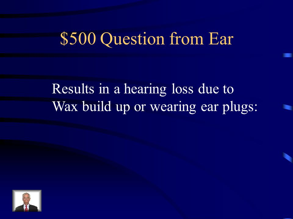 $400 Answer from Ear Semicircular Canals