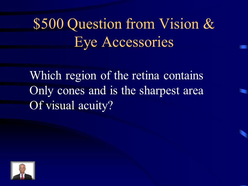 $400 Answer from Vision & Eye Accessories Choroid