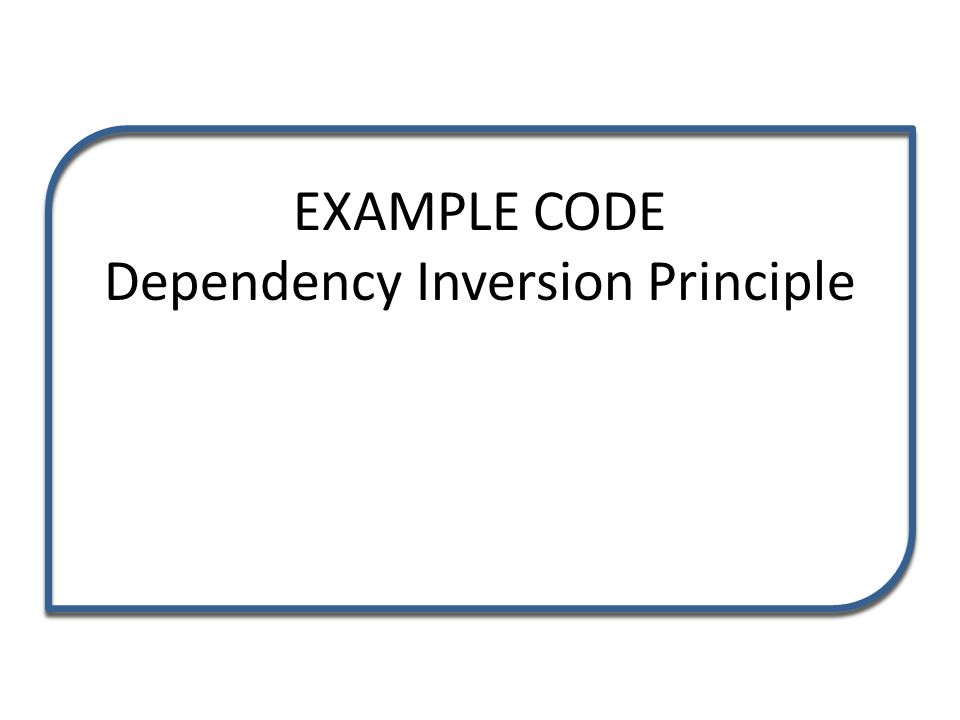 Solid Object Oriented Design Craig Berntson Ppt Download