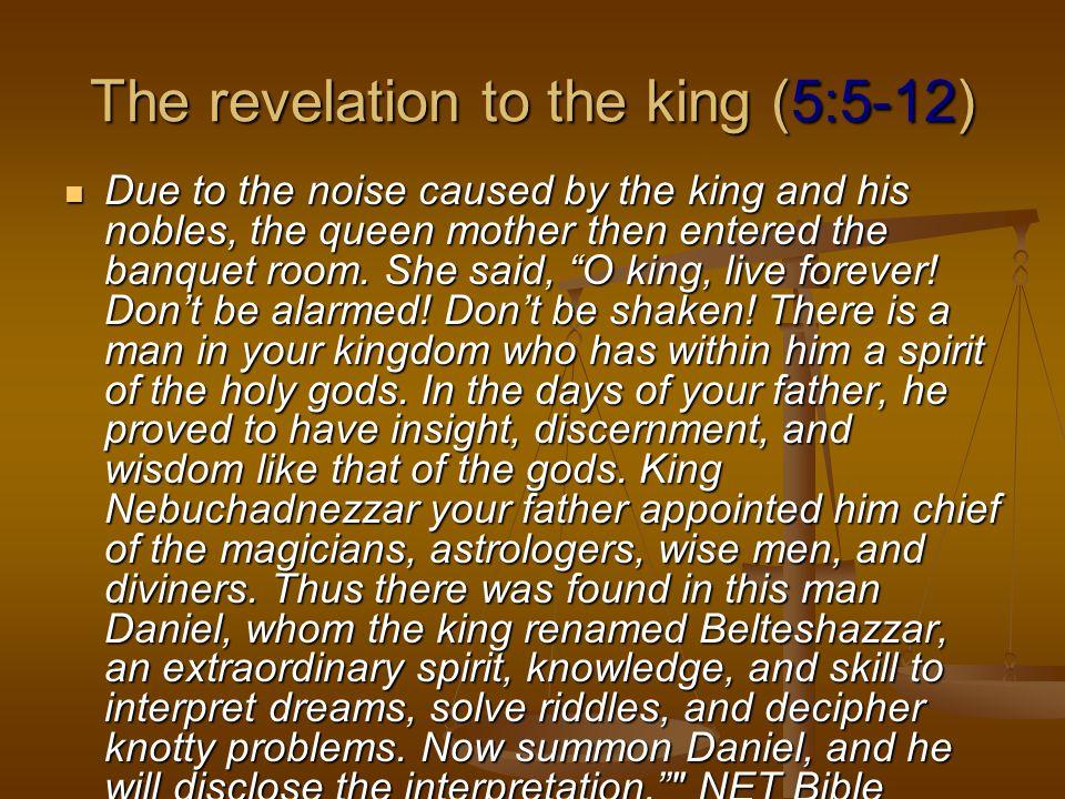 The feast of Belshazzar Daniel 5  Introduction 70 UN SECURITY