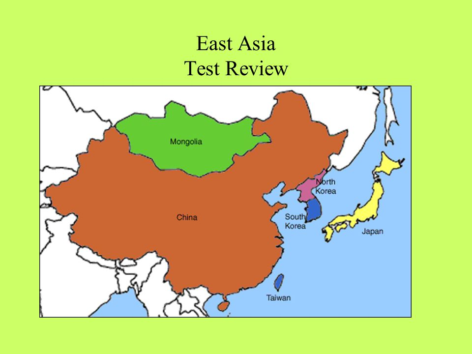 Map Of Asia Test.East Asia Test Review How Did The Silk Road Affect East Asia