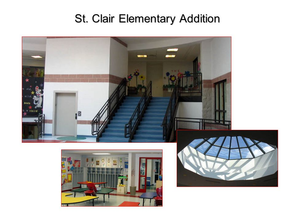 St. Clair Elementary Addition