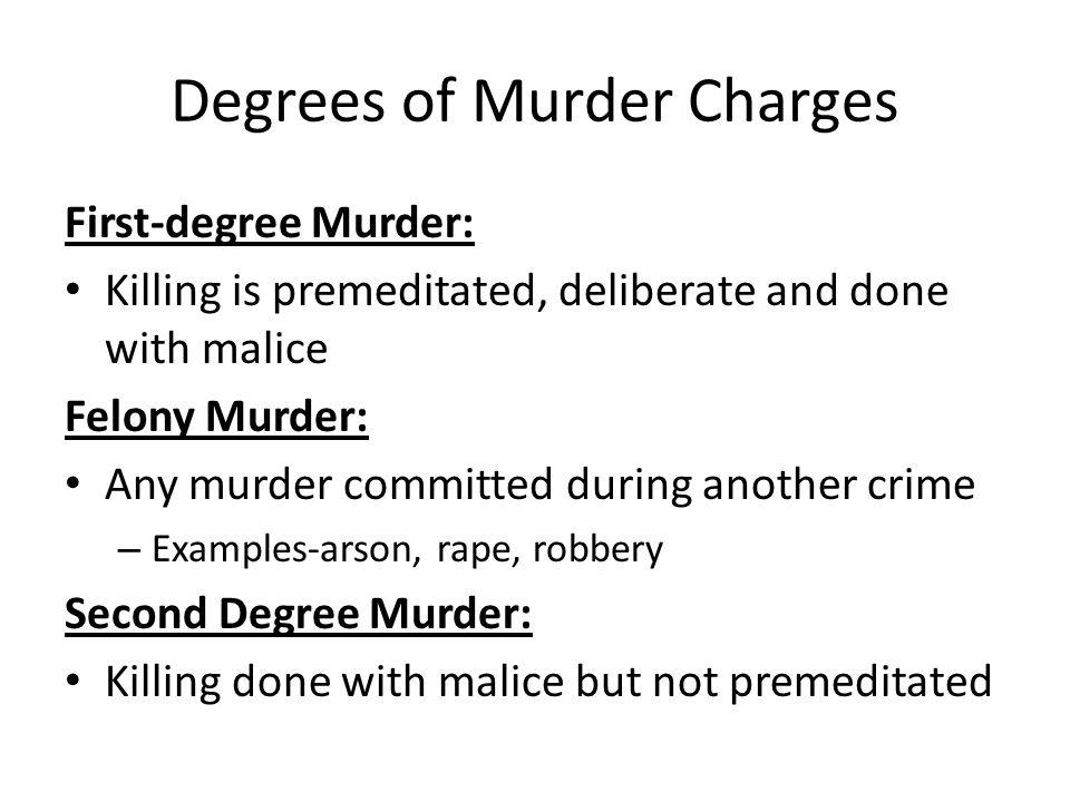 Third degree murders definition.