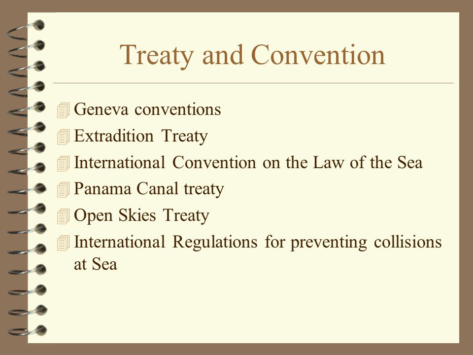 Introduction, International Law, and Naval Operations By LT Fullan