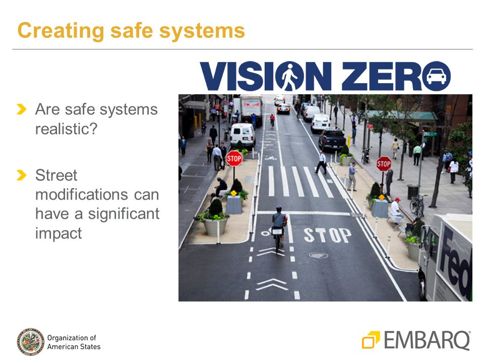Are safe systems realistic.