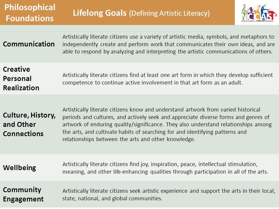 literate arts definition