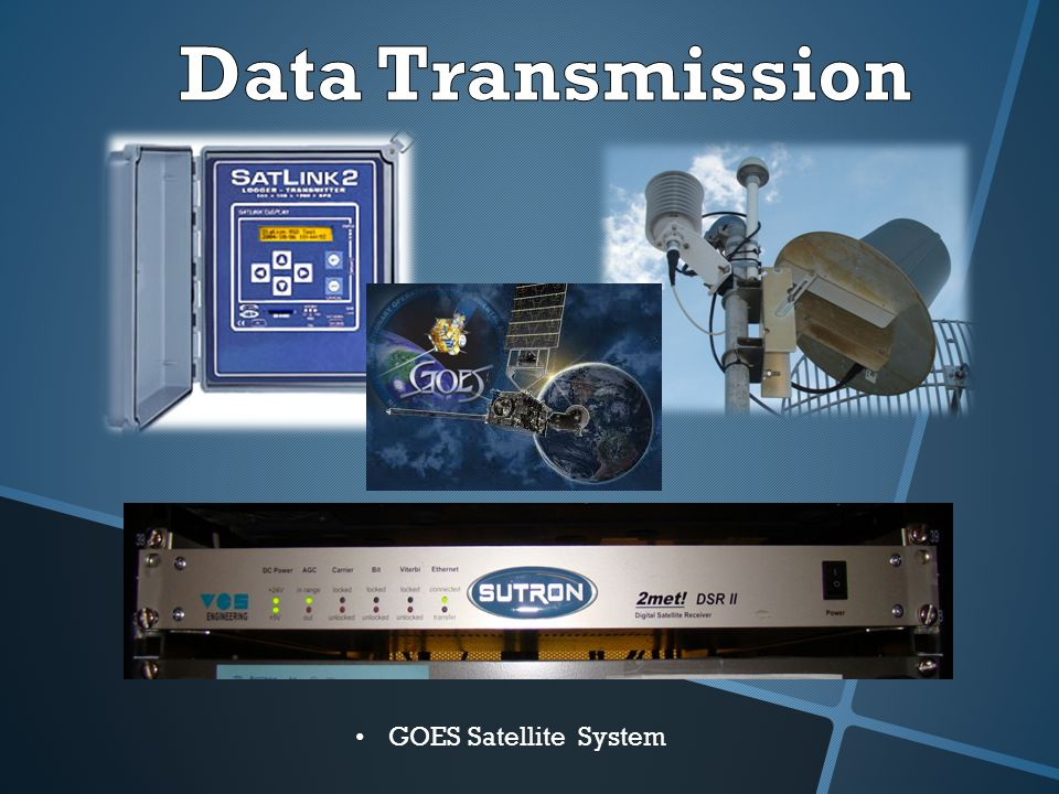 GOES Satellite System