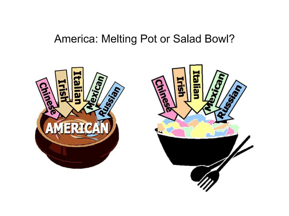Melting pot metaphor explained