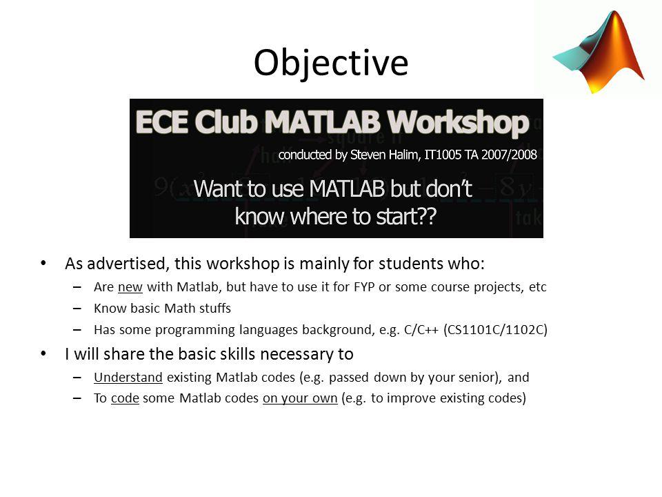 Matlab Share Code